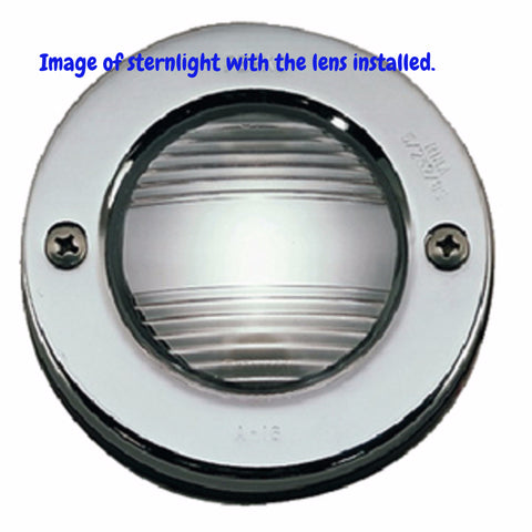 Perko Replacement Lens and Gasket Vertical Mount Stern Light for Fig. 946