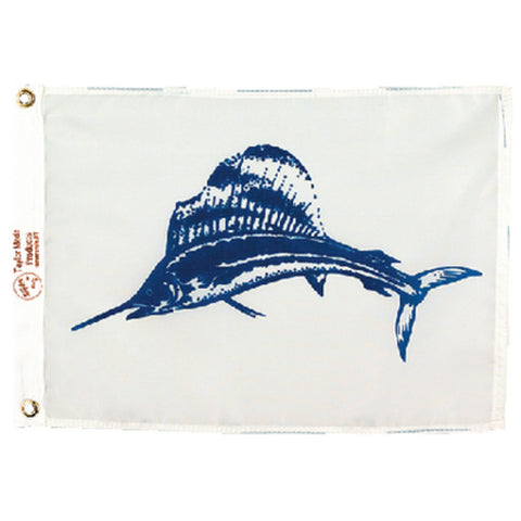 Taylor Made Fisherman's Catch Flag