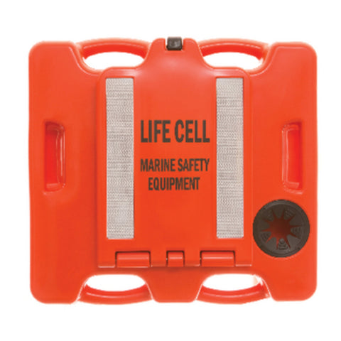 "Life Cell ""The Trawlerman"" Emergency Flotation Device & Storage"