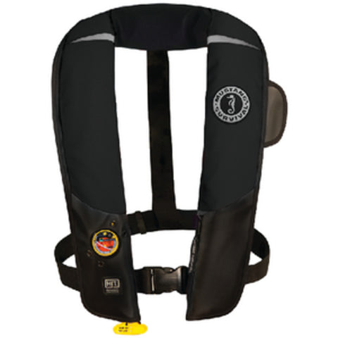 Mustang Survival HIT Inflatable PFD, Black