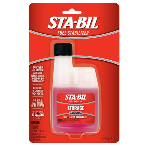 STA-BIL Fuel Stabilizer, 4 oz
