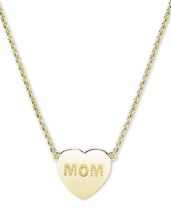 18K GOLD PLATED MOM NECKLACE