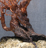 Soul Mate Wind Tree sculpture, Essence of Nature, Reserved for Sculpture in the Park show Show