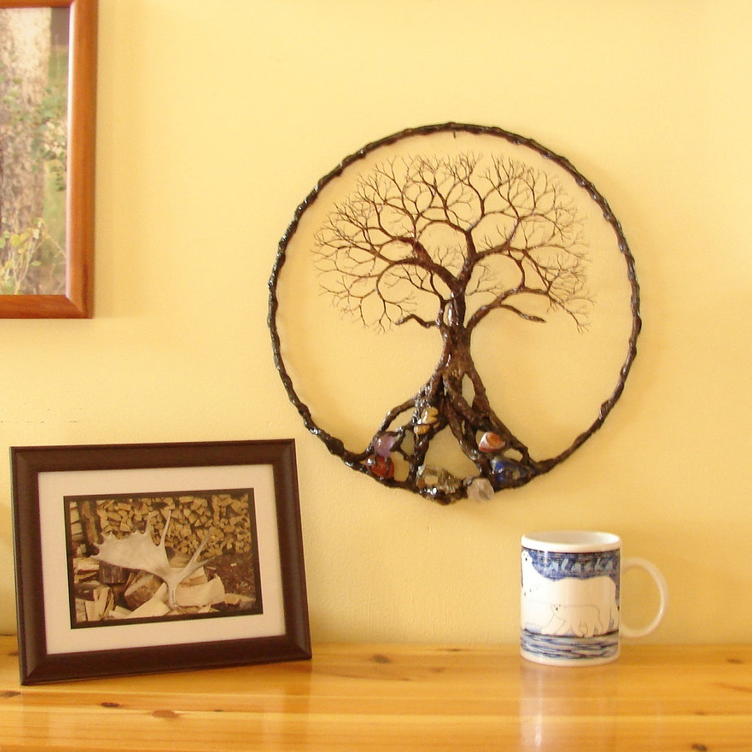 Fancy Tree Sculpture Wall Art Elaboration - Art & Wall Decor ...