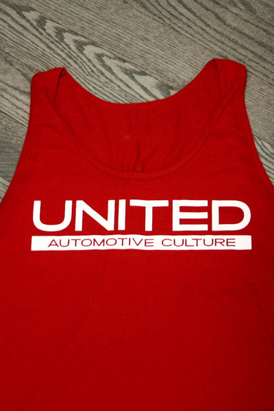 AC Tank Top (Mens) - Automotive Culture Collection