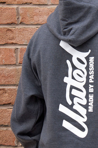 Script Hoodie - Made by Passion Collection