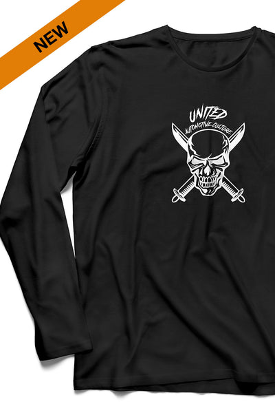 SKULL Long Sleeve - LIMITED
