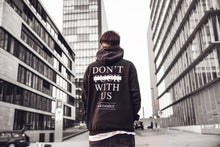 SKK DON'T FUCK WITH US HOODY (black)