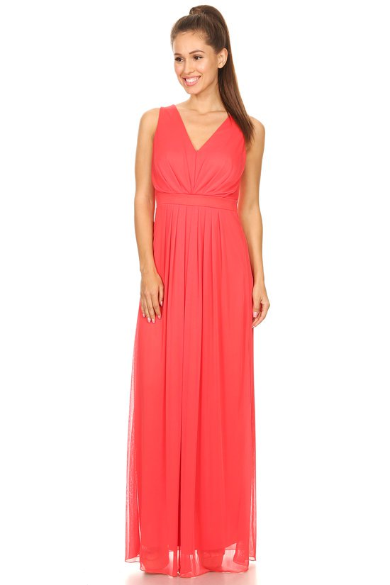 With All My Heart Maxi Dress