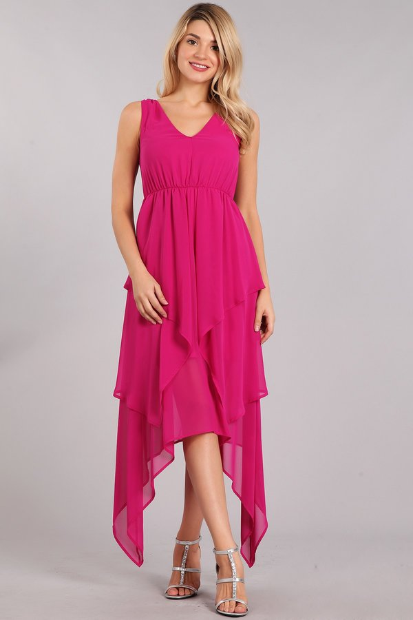 Sway With Me Layered Dress