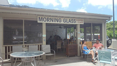 Coffee Shop: Morning Glass Coffee + Cafe