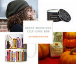 Great Mornings Self-Care Box: October Edition