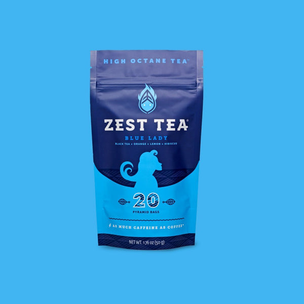 Blue Lady by Zest Tea