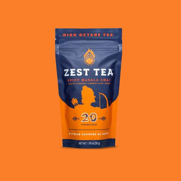 Zest Tea  Spicy Masala Chai