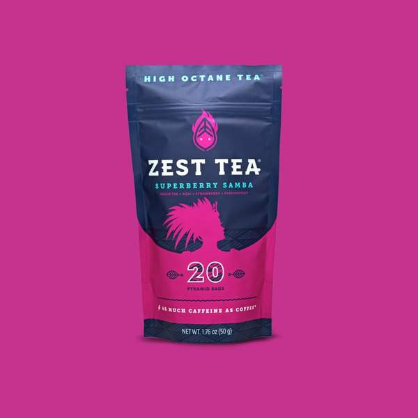Zest Tea Superberry Samba
