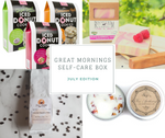 Great Mornings Self-Care Box: July Edition