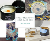 Great Mornings Monthly Self Care Box: May Edition