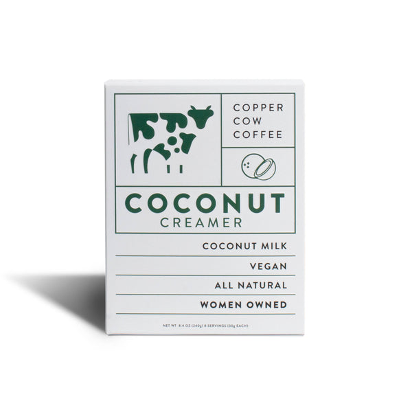 Coconut Dairy-Free Coffee Creamer