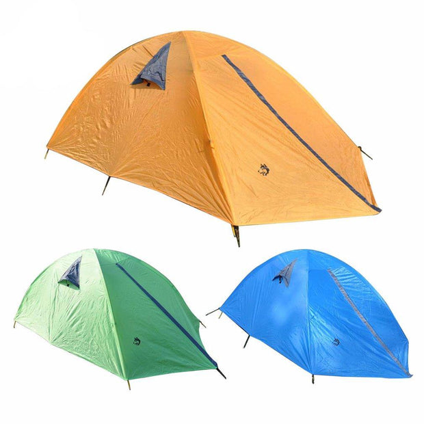 Husky Lightweight Backpacking Tent