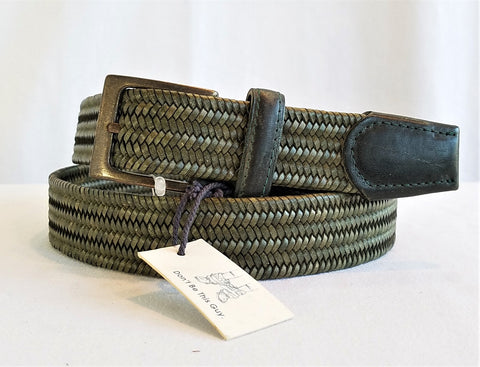 Beltology Stretch Woven Belt