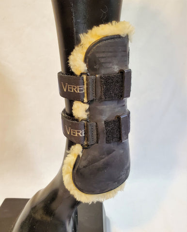 Veredus Grand Prix Open Front Boots - Small