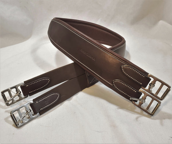 "Americana Leather Girth - 52"" - New!"