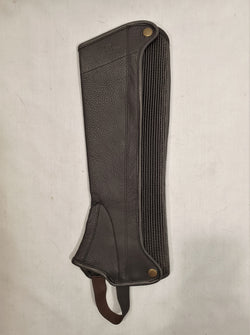 Acavallo/Grand Prix Elite Plus Half Chaps - New!