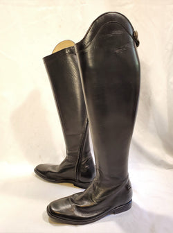 Custom La Mundial Dress Boots - Size 8