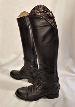 Ariat Heritage Ellipse Tall Boots - Size 6 Slim