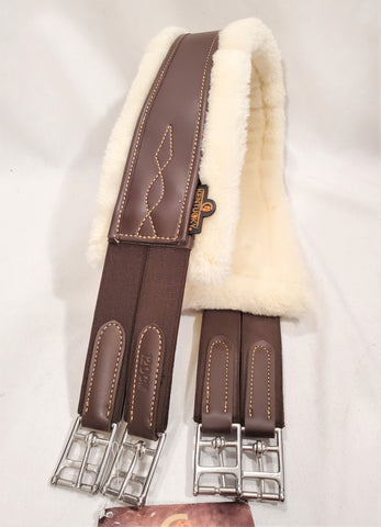 "Kentucky Sheepskin Hunter Girth - 48""/120 cm - New!"