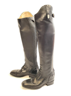 Monaco Luxe Field Boots - 7.5 Tall - New!