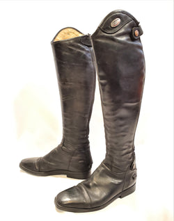 Parlanti Denver Dress Boots - 40 MH+ (US Women's 9/9.5 XTall Slim)