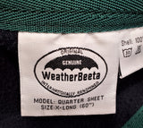 Weatherbeeta Anti-Static Fleece Quarter Sheet - XLong