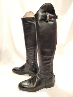 De Niro Tricolore Amabile Dress Boots - Size 39 AS (Us Women's 8 Tall Slim)