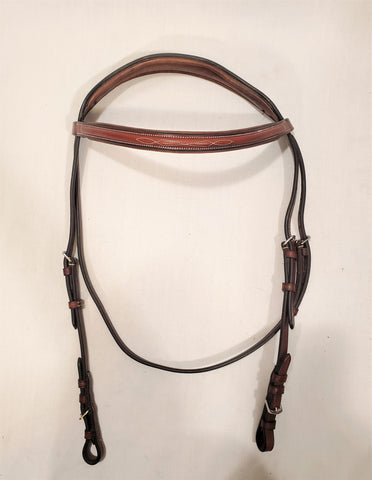 Ovation Padded Crown Headstall - Full - New!
