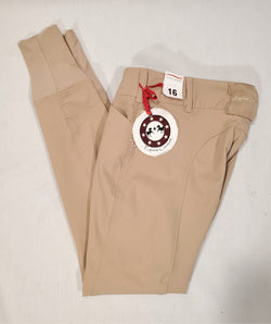 Equine Couture Coolmax Champion Breeches - Child's 16 - New!
