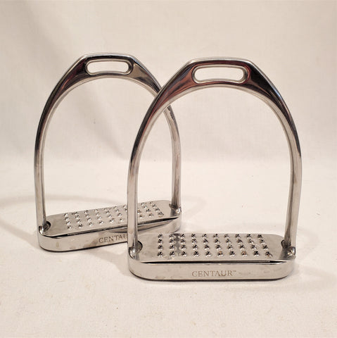 Centaur Fillis Irons with Cheesegrater Inserts - 4.5""