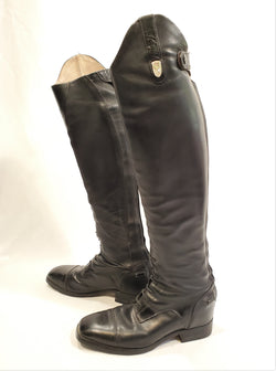 Monaco Luxe Field Boots - Women's 7.5 Tall Slim
