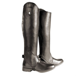 Horze Soft Leather Half Chaps - New!