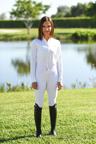 Sport Horse Lifestyle Wings Show Shirt - New!
