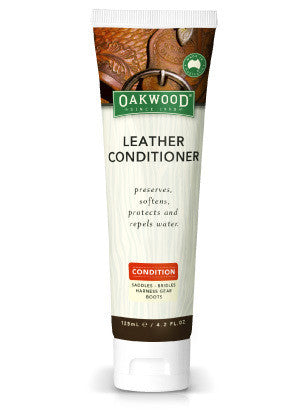 Oakwood Leather Conditioner - The Show Trunk Shop
