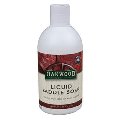 Oakwood Liquid Saddle Soap - The Show Trunk Shop