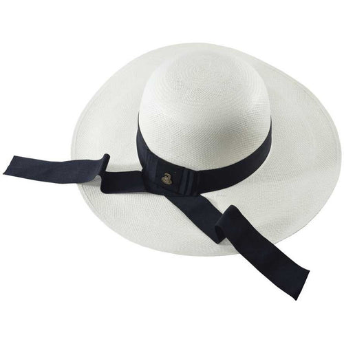 Women's Panama Hat - Wide Brim