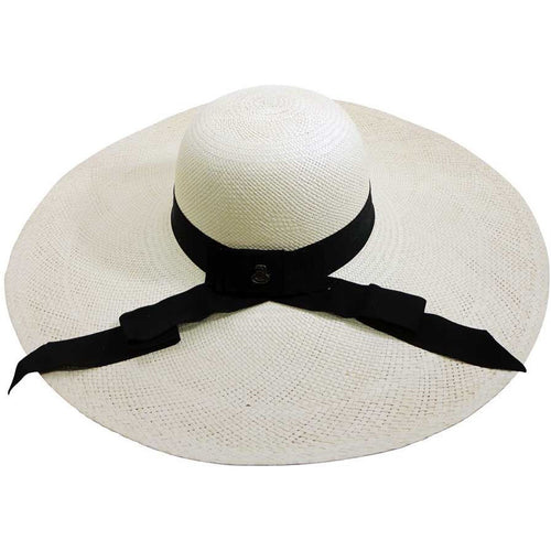 Women's Panama Hat - Extra Wide Brim