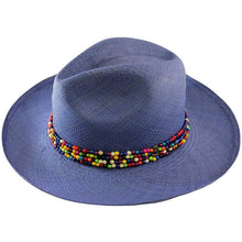 Beaded Panama Hat | Women's Hat | Men's Hat | CAUS | NZ