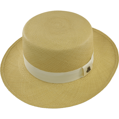 Boater Panama Hat | CAUS NZ