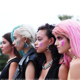 Jem and the Holograms Metallic Temporary Flash Tattoos Pack