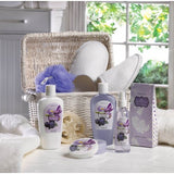 Blueberry Scented Bath And Body Basket Set - F. W. Woolworth Co. Online Store