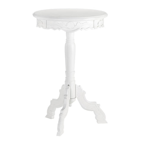 Mini Rococo Accent Table - F. W. Woolworth Co. Online Store