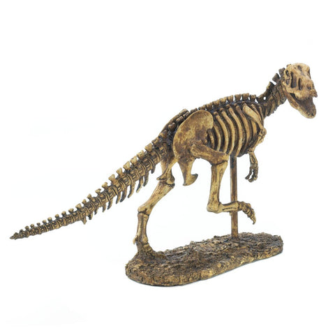 T-rex Dinosaur Skeleton Statue - F. W. Woolworth Co. Online Store
